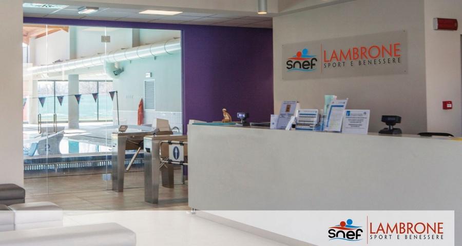 Snef Lambrone Il Centro Sportivo Snef A Erba
